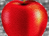 apple-fruit-3d-mosaic