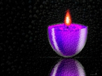 candle-flame-balls-mosaic