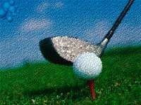 golf-ball-mosaic