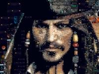 Johnny Depp-captain-jack-sparrow-mosaic