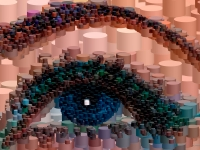 eye-woman-rolls-mosaic