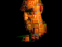 portrait-3d-vector-man-mosaic