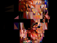 portrait-man-color-rectangular-mosaic