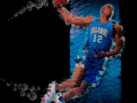 portrait-Dwight Woward-sports-basketball-letters-mosaic-01