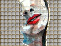 portrait_woman_vector_photomosaic_111
