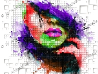 portrait_woman_vector_photomosaic_112