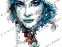 portrait_woman_vector_photomosaic_114